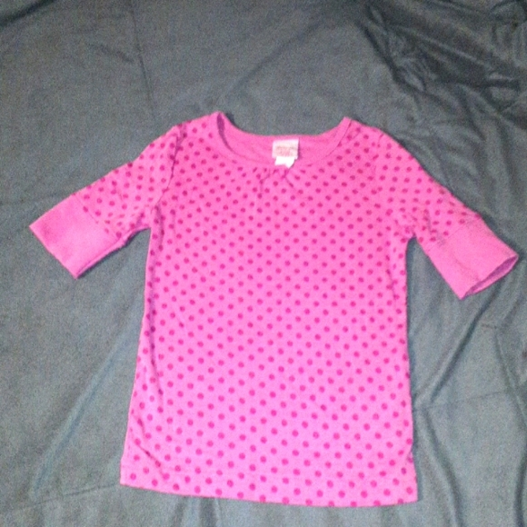 Cute girls 4-5 Polkadot top